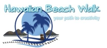 Hawaiian Beach Walk Logo